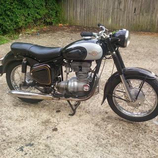 1958 Simson 425 Sport
